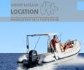 location calanques, location de bateaux