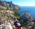 location calanques, belvedere sugiton
