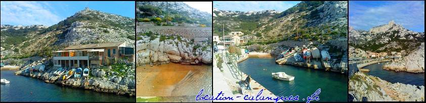 louer cabanon calanques