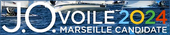marseille JO 2024, logo